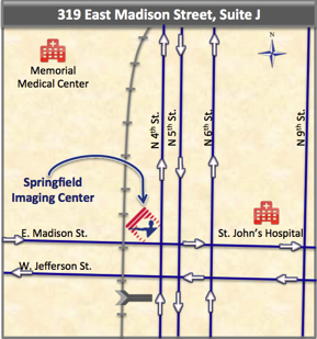 Springfield Imaging - 319 East Madison Street, Springfield, IL 62701